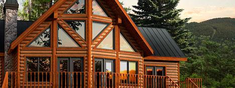 Timber Block Maisons Usinees Du Quebec